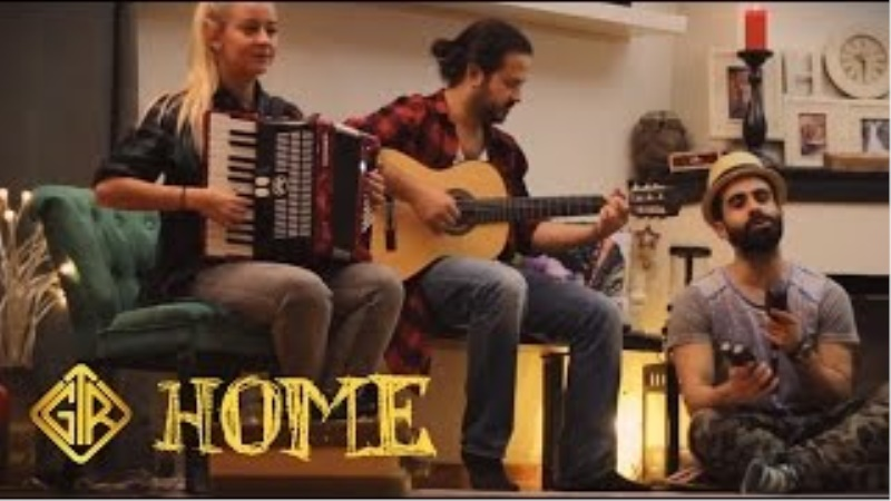 Taş - Gökhan Türkmen feat. Serkan & Ece T. Ölçer (Home Version)