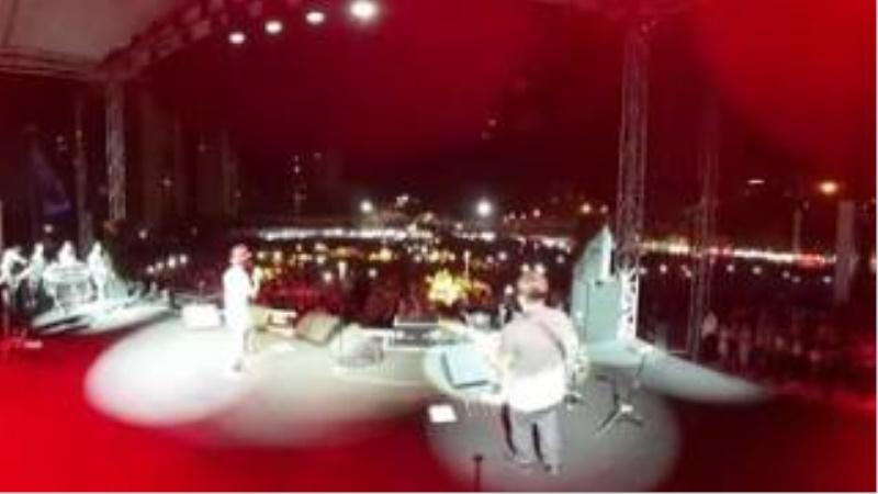 Gökhan Türkmen - 7 Eylül 2016 Beylikdüzü (360 Konser)