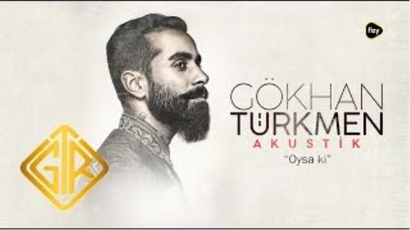Oysa ki [Akustik Konser] - Gökhan Türkmen #fizy