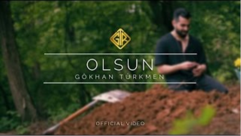 Olsun [Official Video] - Gökhan Türkmen #Sessiz